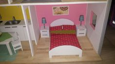 Toddler Bed, Barbie, Kids Rugs, Furniture, Home Decor, Homemade Home Decor, Kid Friendly Rugs, Home Furnishings, Decoration Home