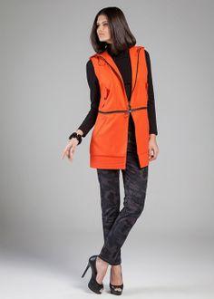 Colete - Alfaiataria PV Nordic /// Calça - Indicolor® Coating Camuflado 6,7 oz  #sportchick #skinnyprinted #camuflado #jeanswear #coletes  #destacaveis #lanosos #movimentosilencioso