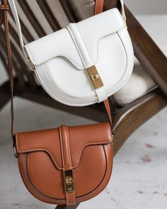 A Closer Look at the Celine by Hedi Slimane Small Besace 16 Bag Hedi Slimane, Burberry, Gucci, Ysl, Sacs Design, Crossbody Bag, Satchel, Louis Vuitton, Prada