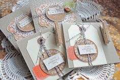 The small paper doilies are from Martha Stewart, I found them at Michael's. Also, I have a new Halloween kit up in . Carnival Tickets, Paper Doilies, Mish Mash, Entryway Decor, Diy Home Decor, Easy Diy, Gift Wrapping, Sweets, Simple
