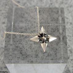 Kingdom Hearts II - Roxas silver charm necklace $7,000円