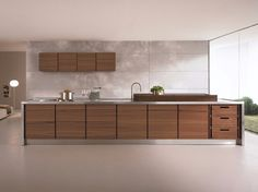 Linear fitted kitchen ONLY-ONE by Riva 1920