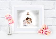 """""""If there ever comes a day when we can't be together, keep me in your heart, I'll stay there forever."""" — Winnie the Pooh #printableart #momanddaughter #momandchild #eternalbond #eternalfamilies #eternity #christian #christianart #artist #bereavement #inmemory #sympathy #dillydesignsart #yourkindofbeautiful Lds Funeral, Funeral Gifts, Neighbor Christmas Gifts, Lds Art, Jesus Painting, Jesus Art, Art File, Native Art, Christian Art"""