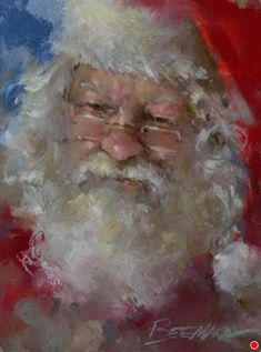 Mike Beeman - Man of the Season- Pastel - Painting entry - December 2013 Santa Paintings, Christmas Paintings, Pastel Paintings, Father Christmas, Santa Christmas, Xmas, Christmas Scenes, Christmas Pictures, Santa Pictures