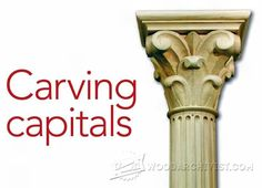 3501-Carving Capitals