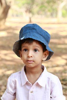 15f9ef3343d Cerulean Linen Baby Sun Hat  Soulslings  Babywearing  Accessories  Sun  Hats