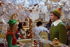 21 Things You Might Not Know About 'Elf' | Mental Floss