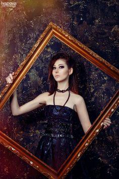 (4) Tumblr Gothic Looks, Dark Beauty, Gothic Fashion, Darkness, Wonder Woman, Superhero, Fictional Characters, Women, Style