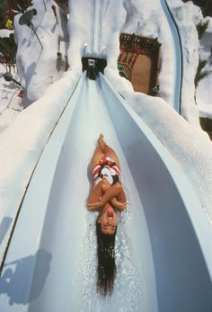 Summit Plummit: Blizzard Beach Water Park at Walt Disney World