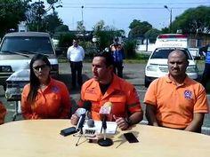 Yesnardo Canal Da a conocer Campaña Preventiva Carnavales Seguros  2017