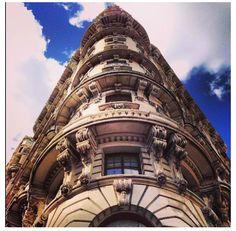 The Ansonia- NYC