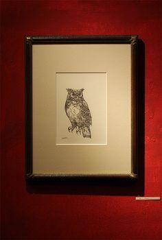 【センノドウブツタチ 線描画家・田村覚志 個展】 2016 https://www.facebook.com/108158529367526/photos/?tab=album&album_id=549166845266690 (Photo : Gallery I) https://www.facebook.com/Kyoto.GalleryI