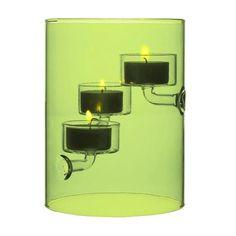 Sagaform Tubelight tea light holder