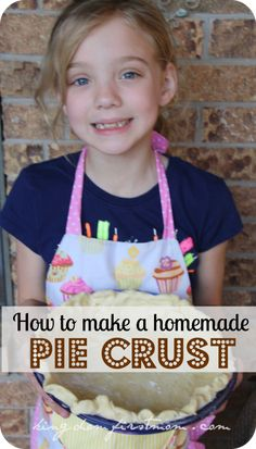 Make your own pie crust! (step-by-step photos)