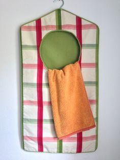 Laundry Bag - saco da roupa suja para pendurar com cabide