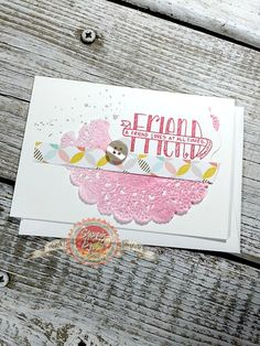 Banner Blessings | Stampin' Up! - StampinByTheSea.com