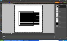 Using layered templates in PSE