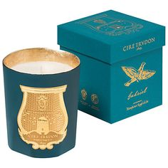 Buy Cire Trudon Gabriel Green Scented Candle Online at johnlewis.com