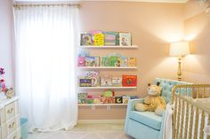 pink and gold nursery - Google Search