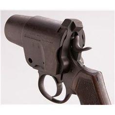 Webley & Scott No. 2 MK I Signal Pistol
