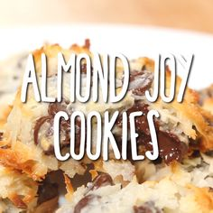 Tiphero Recipes, I Love Food, Good Food, Best Fish Recipes, Cookie Recipes, Dessert Recipes, Almond Joy Cookies, Spiced Apples, Breakfast Bake