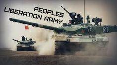 चीनी सेना शक्ति प्रदर्शन से बाज नहीं आ रही है.