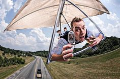 Dave Hill Conceptual Photography #selfie