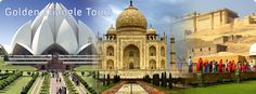 Golden Triangle Tour 6 Days, Delhi Agra Jaipur Tour 5 Nights, 6 Days Golden Triangle Tour, Golden Triangle Tour 6 Days 5 Nights-Taj Adventure World offers most selling package of North India.
