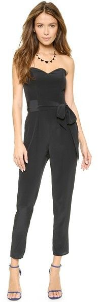 Rory Beca Bonnie Strapless Jumpsuit