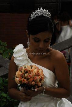 Bouquet con rosas y mini rosas de Erica Villegas Atelier Floral | Foto 3