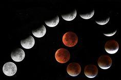 Bloed maan..