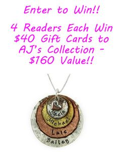 Giveaway Dates 11/21 - 11/27/12