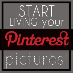 pinterest tips / article. I'm pinning it for myself....but help yourself...we all should eventually.....materialize our boards...co'z I've invested sooooooooo much in them....