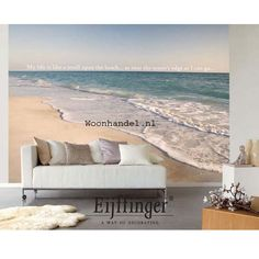 301626 The Beach Houses Eijffinger Wanted Strand - Woonhandel