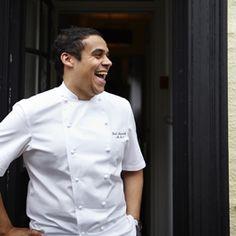 Oliver Harvey for chefs uniform