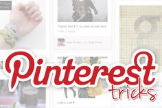Pinterest tip on how to pin photos from Facebook.