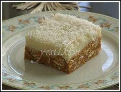 ELMALI MUHALLEBİLİ TATLI - yesilkivi - denenmiş, fotoğraflı tatlı ve yemek tarifleri...