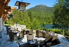 13 of the Best Patios in Whistler | BCLiving