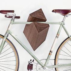 Elk Eichen-Fahrrad-Träger - alt_image_two