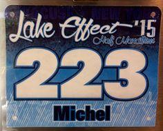 7th Half Marathon - LAKE EFFECT HALF MARATHON.  February 22, 2015.  OLP, Liverpool, NY.  Time 2:41:17hrs (12:19). Running Bibs, February 22, Marathon, Liverpool, Logos, School, Marathons, Logo