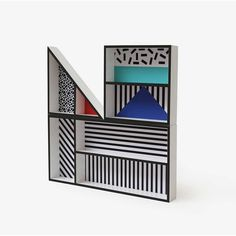 WALALA Shelves designed by Camille Walala & Dale Kirk for Aria