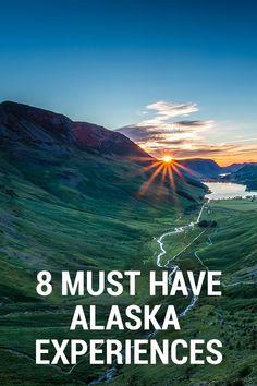 8 Must Have Alaska Experiences cruise travel travel cove travel teton national smoky mountains vacation national park Cruise Excursions, Cruise Travel, Travel Usa, North To Alaska, Visit Alaska, Fairbanks Alaska, Anchorage Alaska, Seward Alaska, Fjord