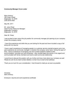 general cover letter for multiple positions - Cover Letter For Photography