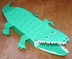 Matchbox Crocodile