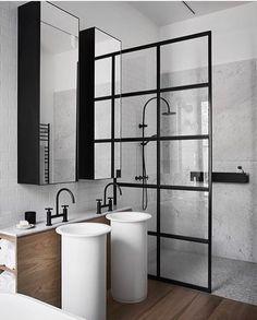 Bathroom Photos Gallery krzysztof chrustalew projekt | Ванная | pinterest | bath, toilet
