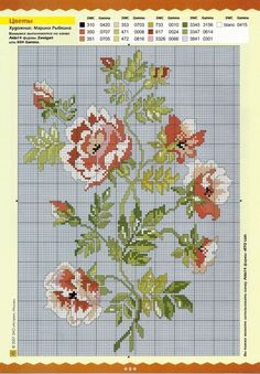 Gallery.ru / Фото #6 - ЧМ ручная вышивка 2007 02 - Chispitas