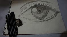 Naked Eye Pencil Drawing | Reu Diary Eye Pencil Drawing, Pencil Drawings, My Drawings, Naked, Eyes, Art, Art Background, Kunst