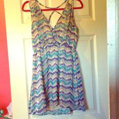 Pretty dress ☺️ Nice dress with lace and peek-a-boo back B Jewel Dresses