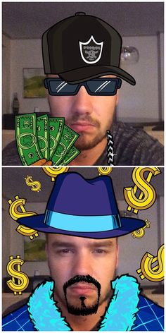 Liam has way too much time on his hands
