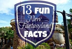 13 Fun New Fantasyland Facts - Babble